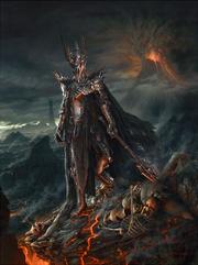 Sauron - Fine Art Print