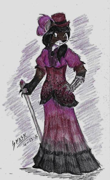 Anirah Steampunk