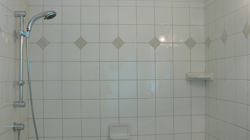 File:Panorama of our new shower.jpg