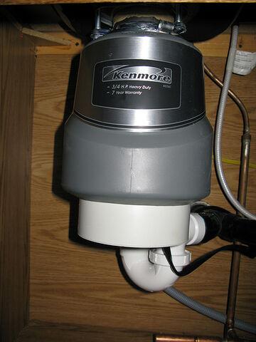 File:New Garbage Disposal Unit.jpg