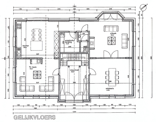 house plans ground floor - Houses Plans