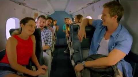 Home And Away Promo Plane Crash