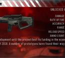 XM10 rifle