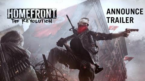 Homefront The Revolution - Announcement Trailer US-0