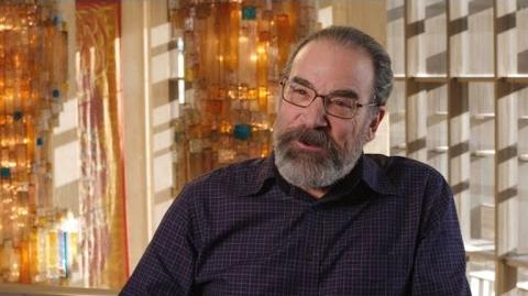 Homeland Season 4 Mandy Patinkin on Saul
