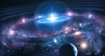 Grand Universe by ANTIFAN REAL