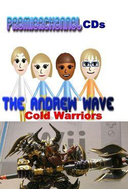 Cold warriorsFront Cover