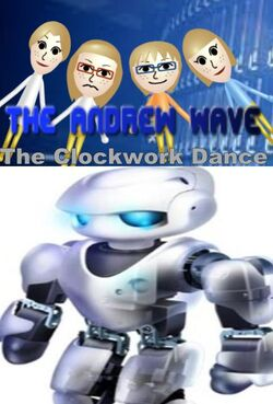 The Clockwork DanceFront Cover