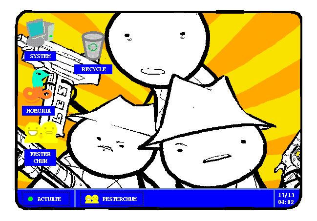 Dylan's Desktop