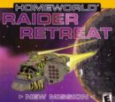 Homeworld: Raider Retreat