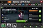 Batholry Lady Nightshade EL1 Lvl100