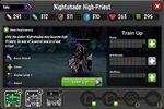 Nightshade High Priest 1-1* stats