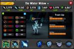 The Winter Widow Resistances EL1-2