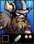 Rimeholm Soldier EL2 card