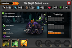 The Night Demon Legendary EL4
