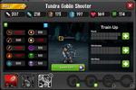 Tundra Goblin Shooter Resistances EL1-2