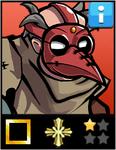 Bandit Cleric EL1 card