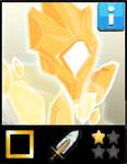 Crystal Elemental EL1 card