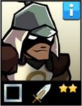 League Initiate EL2 card