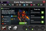 Greater Magma Elemental EL3 captured