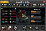 Swamp Troll Brute Resistances EL3-4