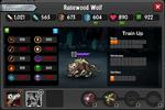 Runewood Wolf Resistances EL1-2