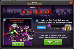 Guild Assault 2 window