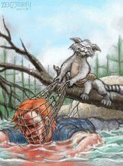 Fisher Man by zenzmurfy