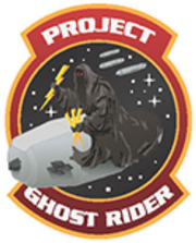 Ghost Rider Mission Badge