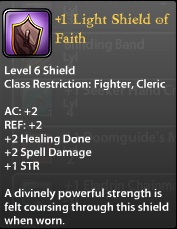 1 Light Shield of Faith