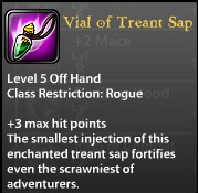 Vial of Treant Sap