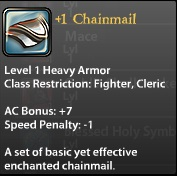 1 Chainmail