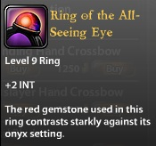 Ring of the All-Seeing Eye