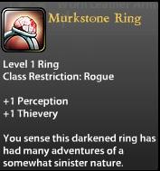 Murkstone Ring
