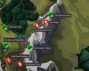 Board SwordMountains Adventures