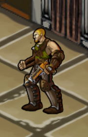 Hired Mercenary (Ranger)
