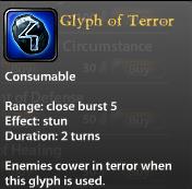 Glyph of Terror