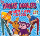 The Hooley Dooleys - Write & Wipe Funbook