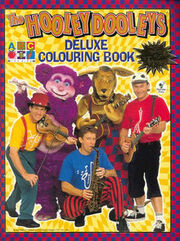 The Hooley Dooleys - Deluxe Colouring Book