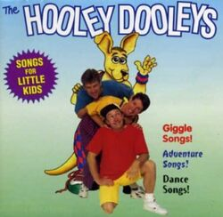 The Hooley Dooleys 1996 album