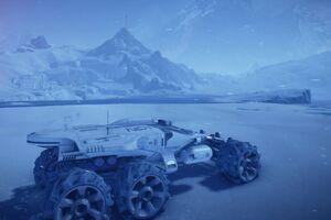 Trailblazer Rover