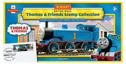 Thomas the Tank Engine - British Stamp Collection