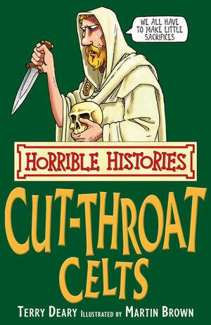 Cut-Throat Celts cover