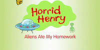 Horrid Henry: Aliens Ate My Homework