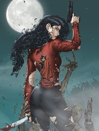 Anita Blake by arf