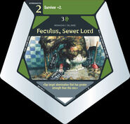 Feculus sewer lord