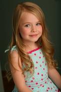 8 year old Hannah McDonald