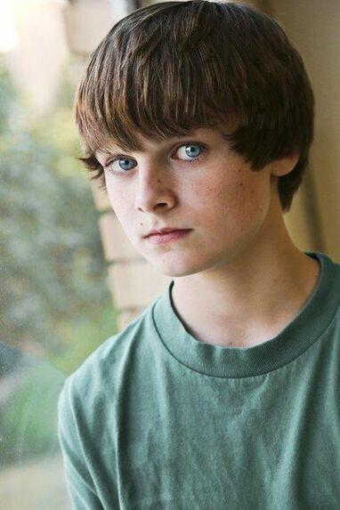 Young David Winter