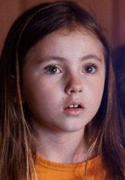 Young Jane McDonald