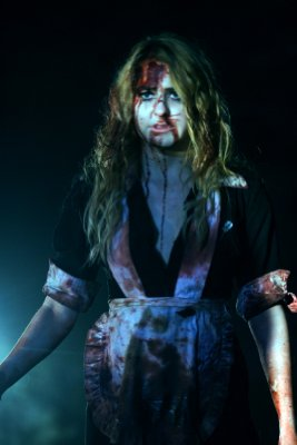 Scout Taylor-Compton play Laurie Strode